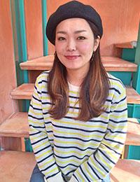 広島、古江の美容室the LEMONTREEのスタッフ 原田季美子